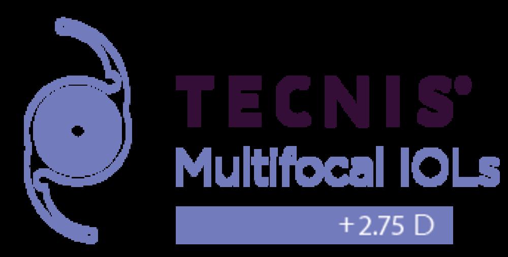 TECNIS® Multifocal IOL +2.75 D