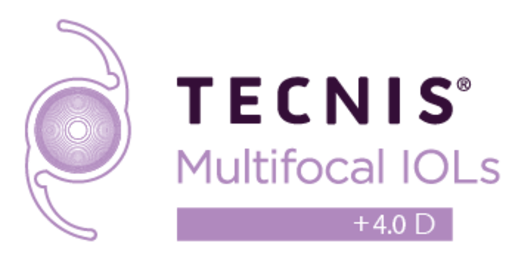 TECNIS® Multifocal IOL +4.0 D