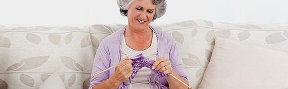 TMF knitting